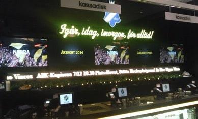 AIK Shop