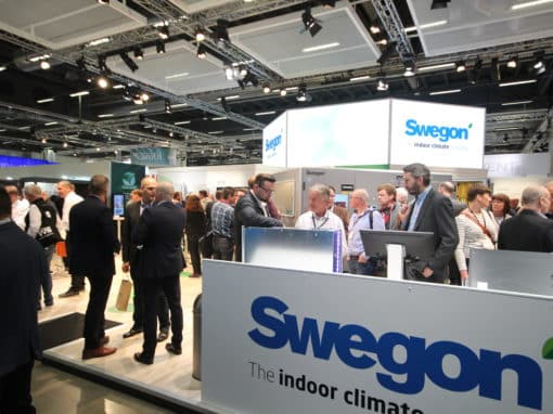 Swegon – Nordbygg 2018