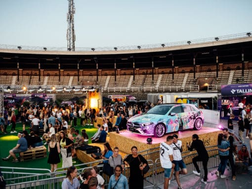 Summerburst 2018 – Mercedes